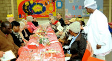 West Bromwich CHRISTMAS LUNCHE
