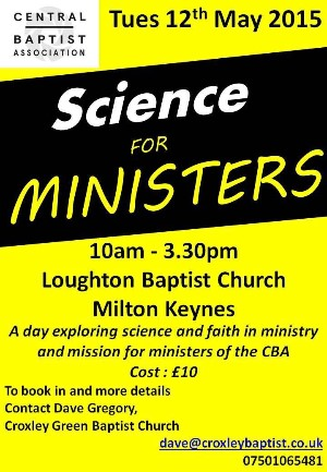 Science for ministers