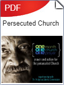 Persecuted Church Bookcover