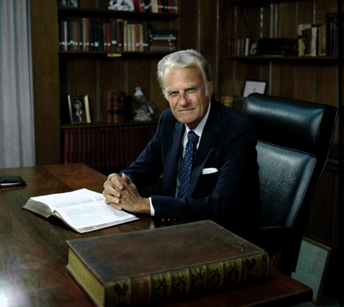 Billy Graham 700