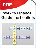 Church Finance Index