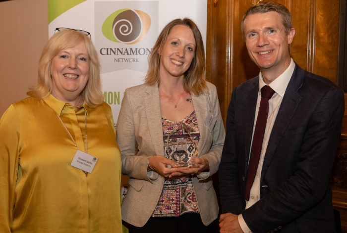 Cinnamon Emerge winner