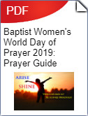 BWWDP 2019 Prayer Guide