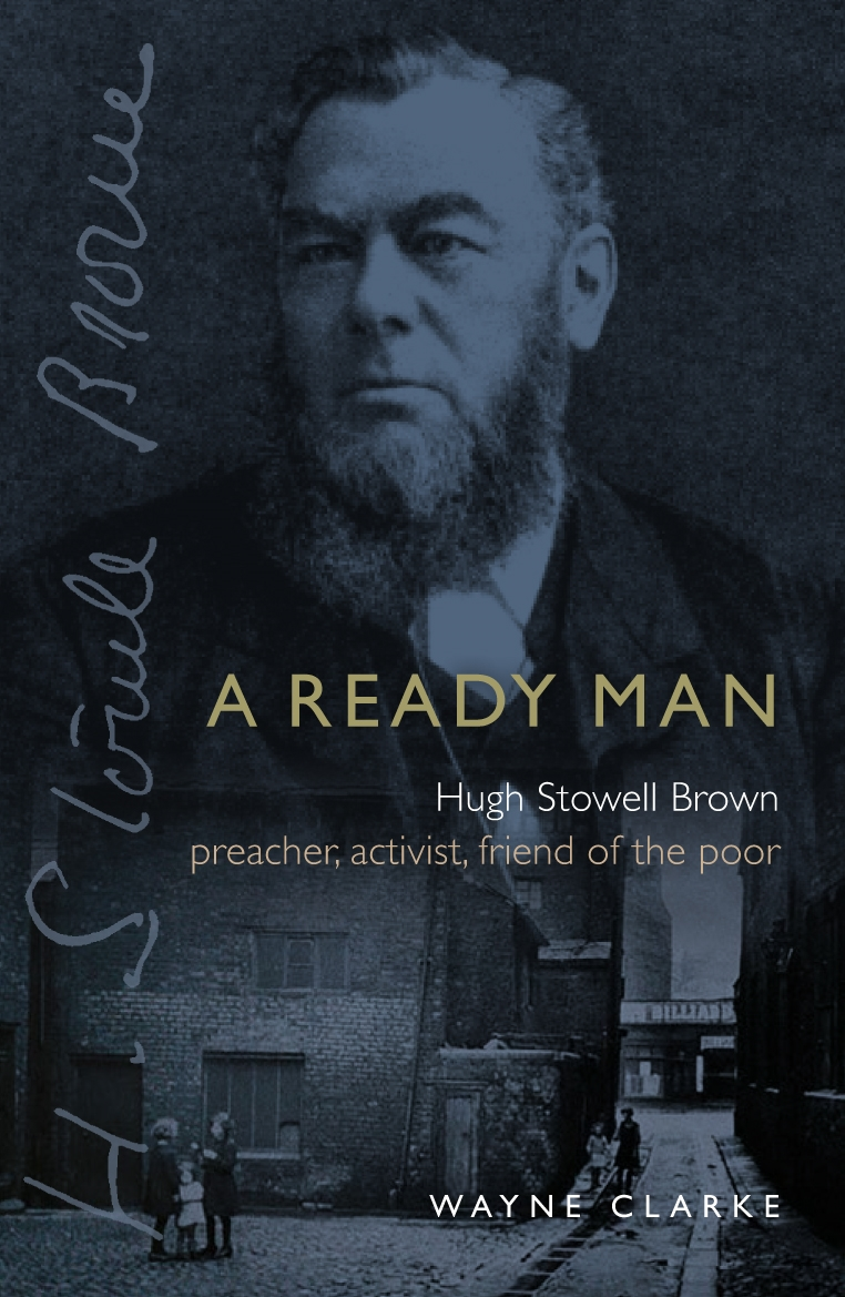 A Ready Man cover